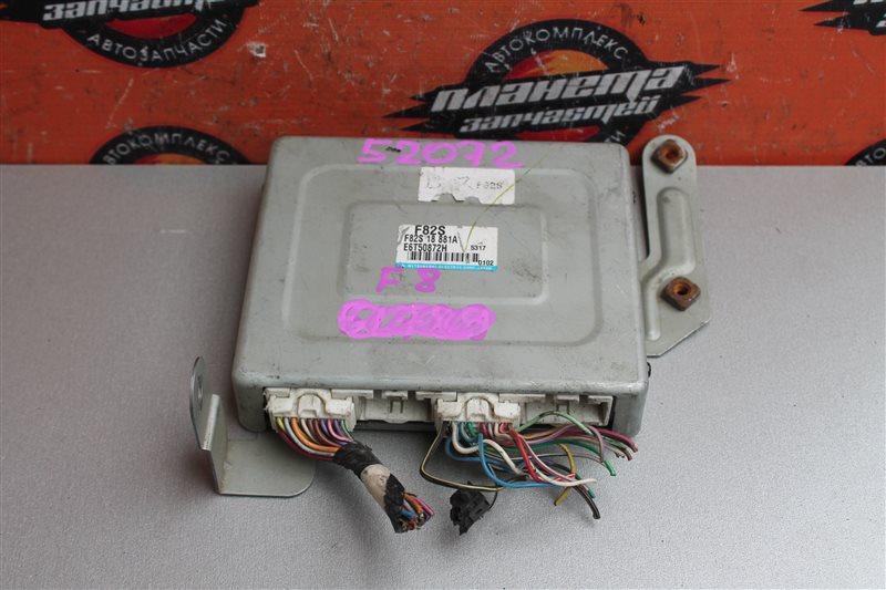 Блок efi Mazda Mpv LW5W GY (б/у)