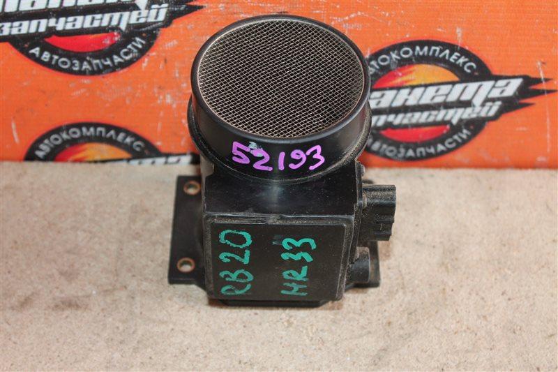Датчик расхода воздуха Nissan Skyline HR33 RB20 (б/у)