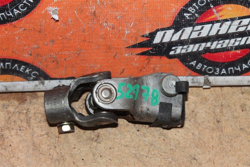 Рулевой карданчик Mazda Familia BJ3P (б/у)