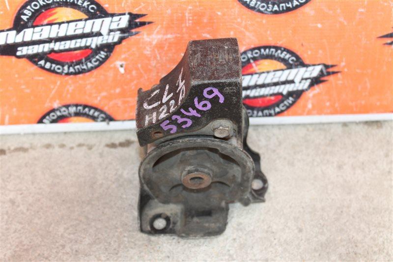 Подушка двигателя Honda Accord CL1 H22A передняя (б/у)