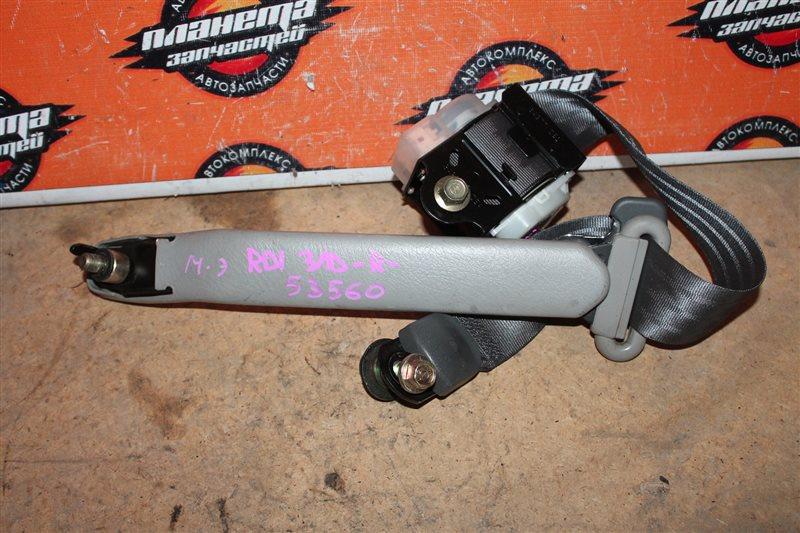 Ремень безопасности Honda Cr-V RD1 задний правый (б/у)