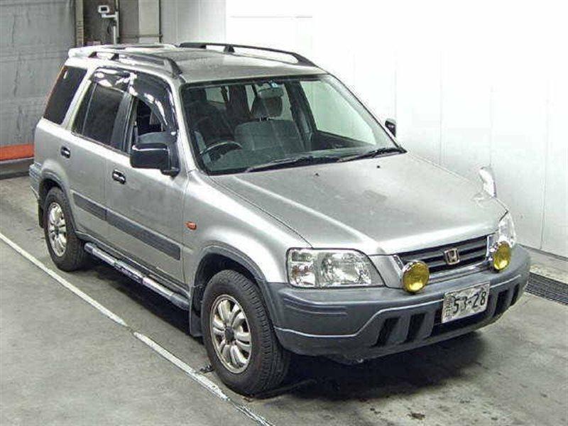 Накладка на стойку кузова Honda Cr-V RD1 передняя левая (б/у)