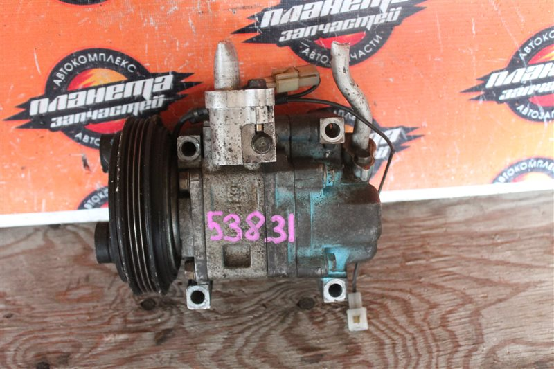 Компрессор кондиционера Mazda Demio DW3W B3 (б/у)