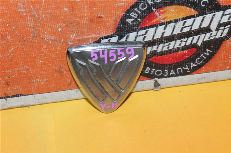 Эмблема Nissan Wingroad Y11 (б/у)