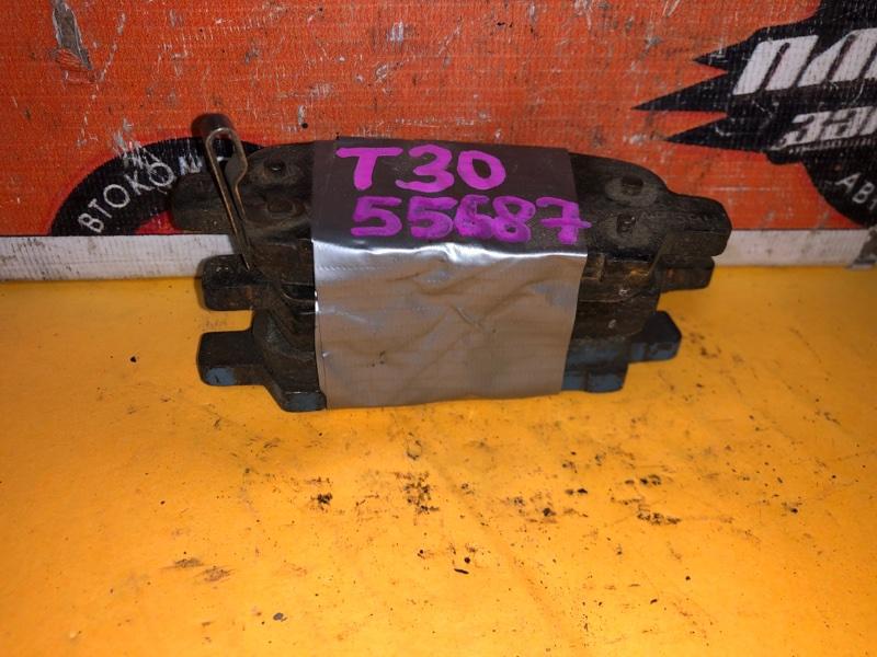Тормозные колодки Nissan X-Trail T30 заднее (б/у)