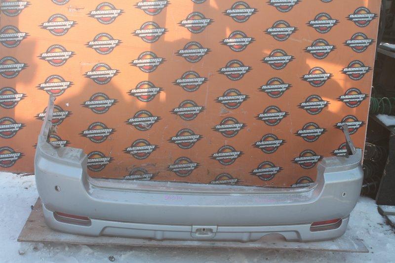 Бампер Nissan Bassara U30 задний (б/у)