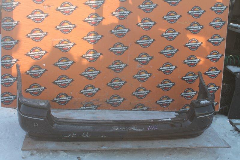 Бампер Nissan Presage U30 задний (б/у)