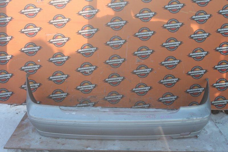 Бампер Nissan Pulsar FN15 задний (б/у)