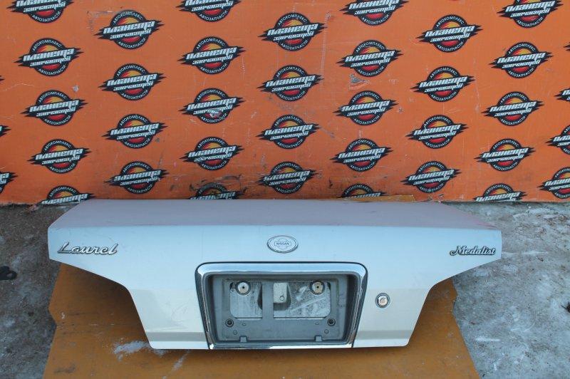 Крышка багажника Nissan Laurel HC35 (б/у)