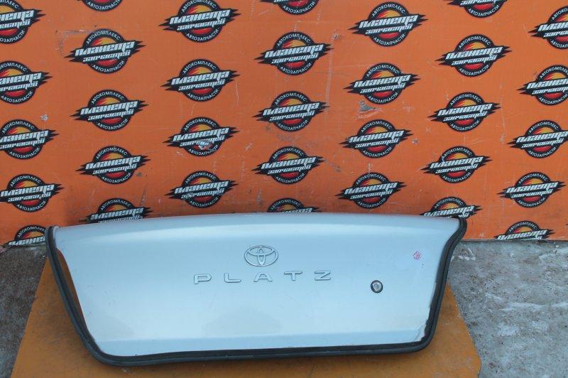 Крышка багажника Toyota Platz SCP11 (б/у)