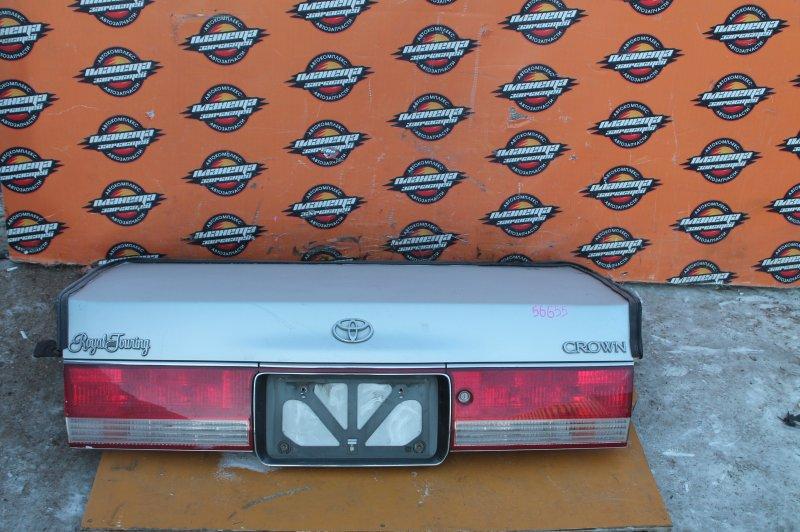 Крышка багажника Toyota Crown JZS151 (б/у)