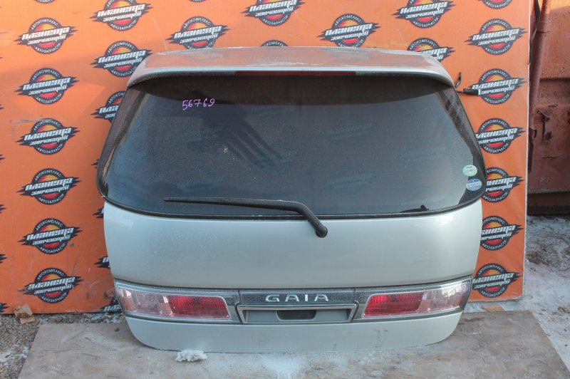 Дверь 5-я Toyota Gaia SXM10 задняя (б/у)