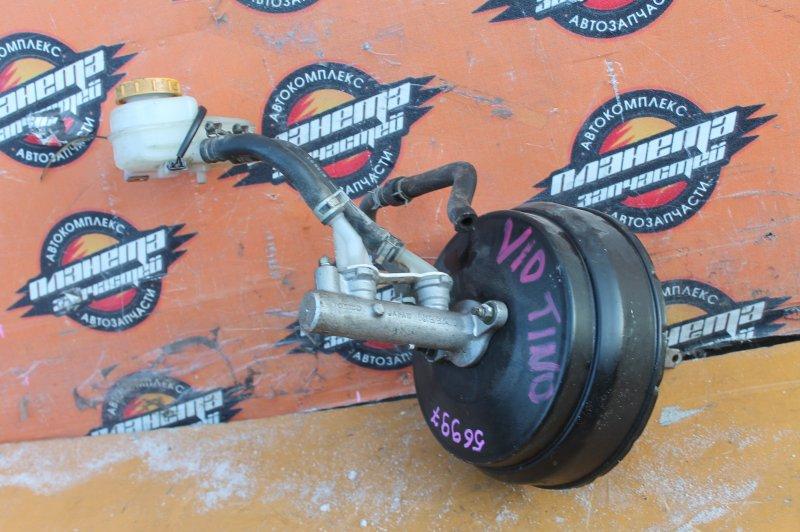 Вакуумный усилитель Nissan Tino V10 (б/у)