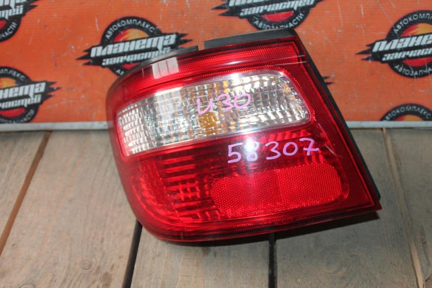 Стоп-сигнал Nissan Presage U30 задний левый (б/у)