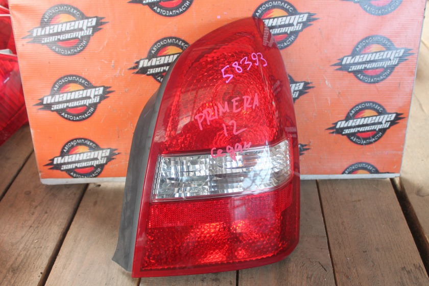 Стоп-сигнал Nissan Primera TP12 задний правый (б/у)