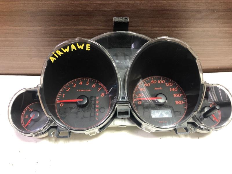 Панель приборов Honda Airwave GJ1 (б/у)