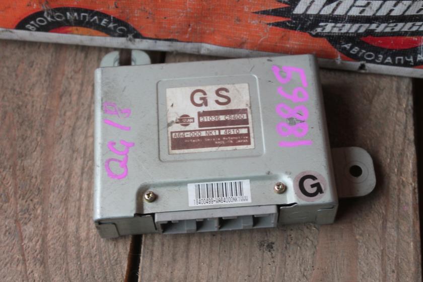 Блок управления акпп Nissan QG18DE (б/у)