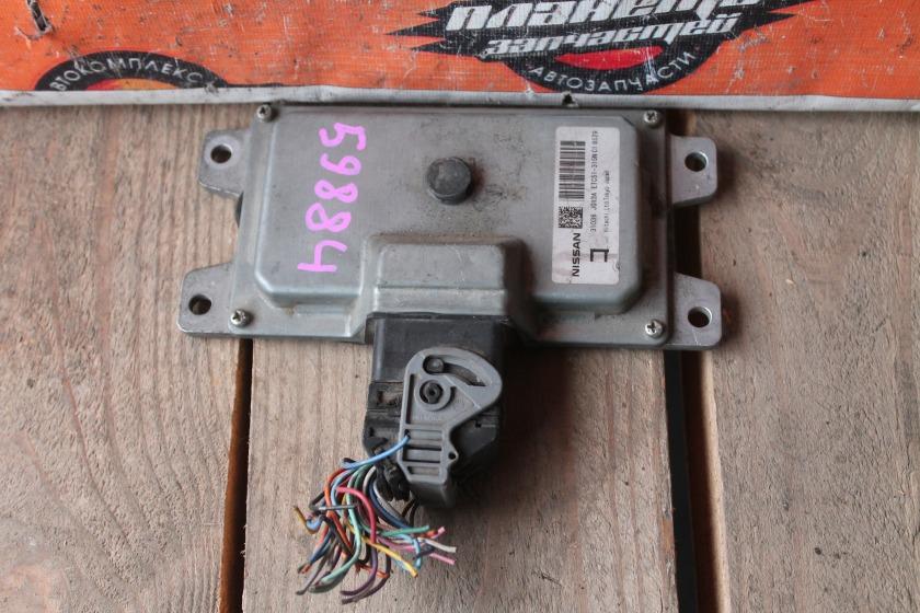 Блок управления акпп Nissan X-Trail NT31 MR20 (б/у)