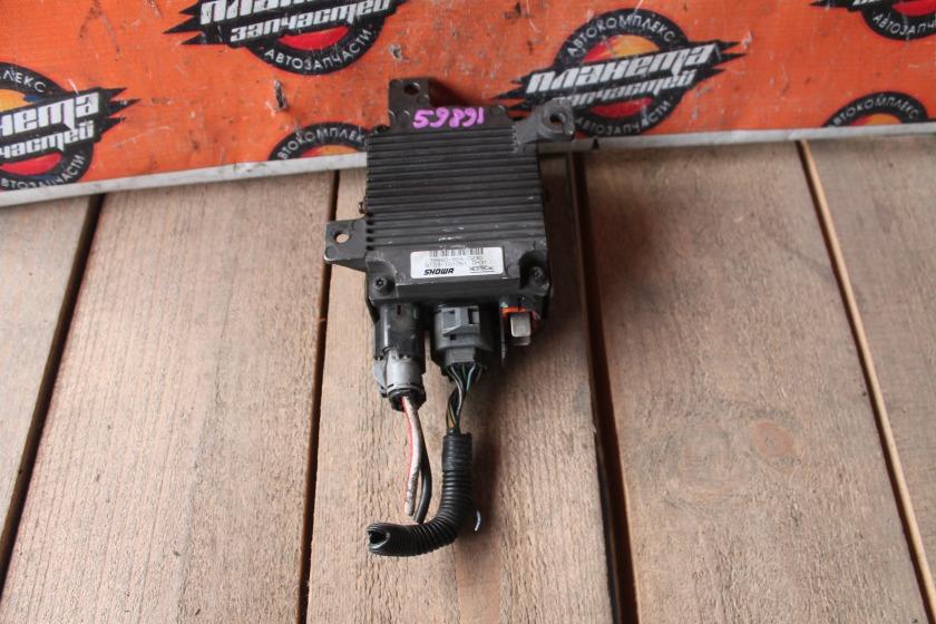 Блок управления рулевой рейкой Honda Accord CF6 F23A (б/у)