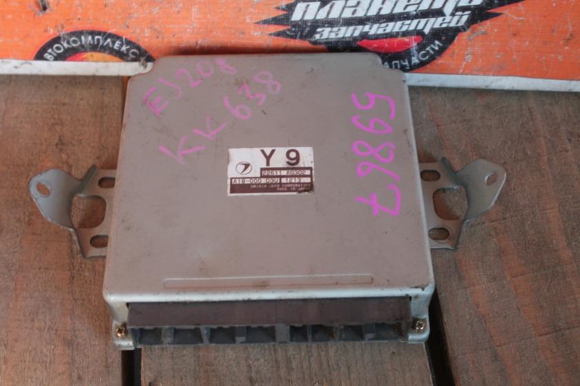 Блок efi Subaru Legacy BH5 EJ208 (б/у)