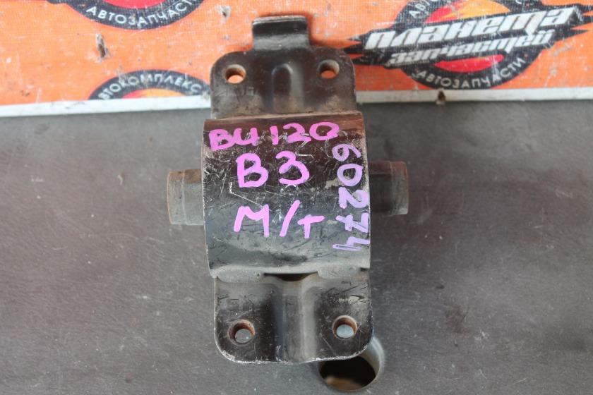 Подушка двигателя Toyota Dyna BU120 3B задняя (б/у)