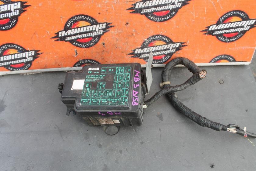 Блок предохранителей Honda Domani MB3 D15B (б/у)