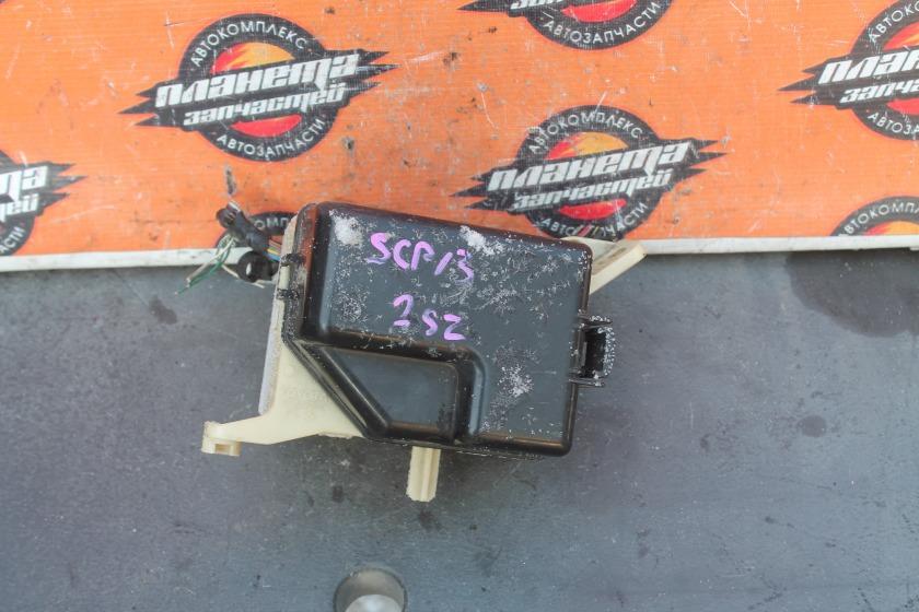 Блок предохранителей Toyota Vitz SCP13 2SZ (б/у)