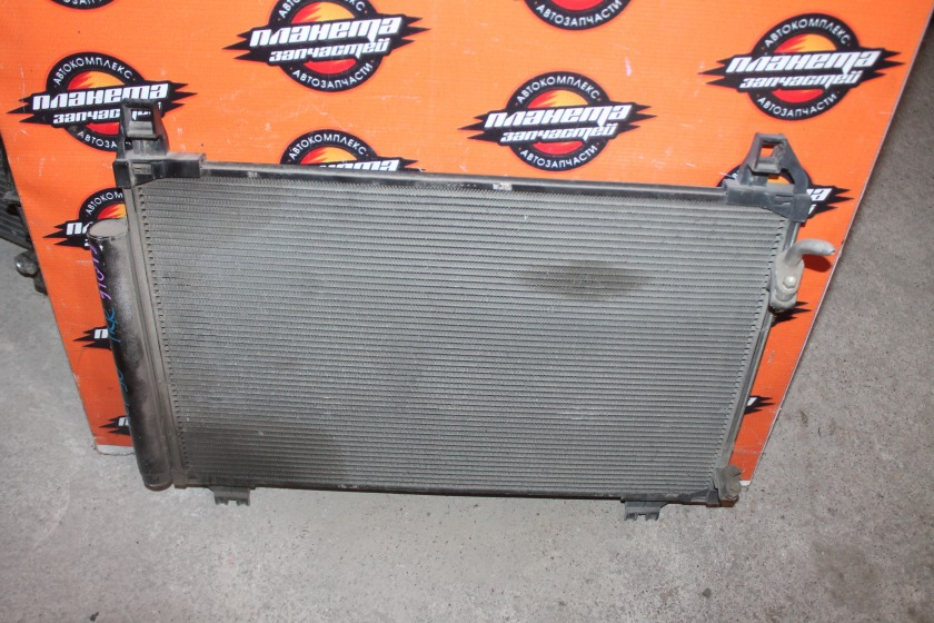 Радиатор кондиционера Toyota Vitz KSP90 1KR (б/у)