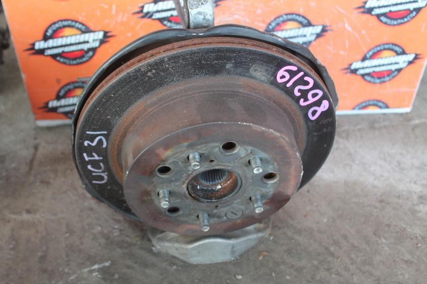 Ступица Toyota Celsior UCF31 3UZ задняя левая (б/у)