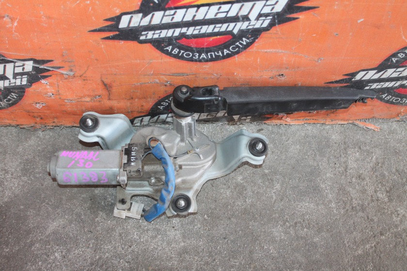 Мотор дворников Hyundai I30 GD G4FG 2012 задний (б/у)