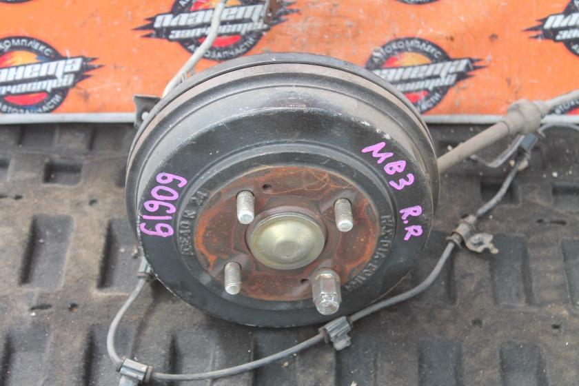 Ступица Honda Domani MB3 D15B задняя правая (б/у)