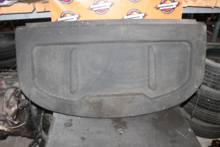 Полка багажника Hyundai I30 GD G4FG 2012 задняя (б/у)