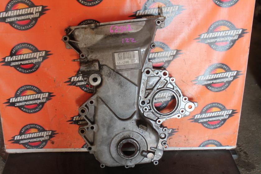 Лобовина двигателя Toyota 1ZZ (б/у)