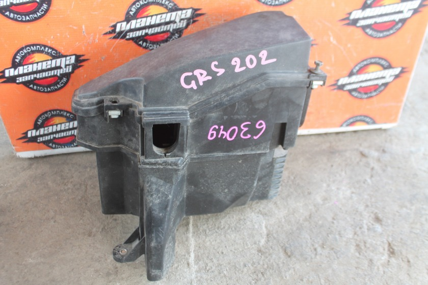 Корпус блока efi Toyota Crown GRS202 3GR (б/у)