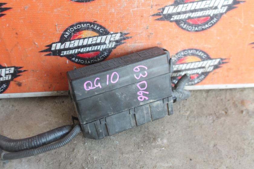 Блок предохранителей Nissan Bluebird Sylphy QG10 QG18 (б/у)