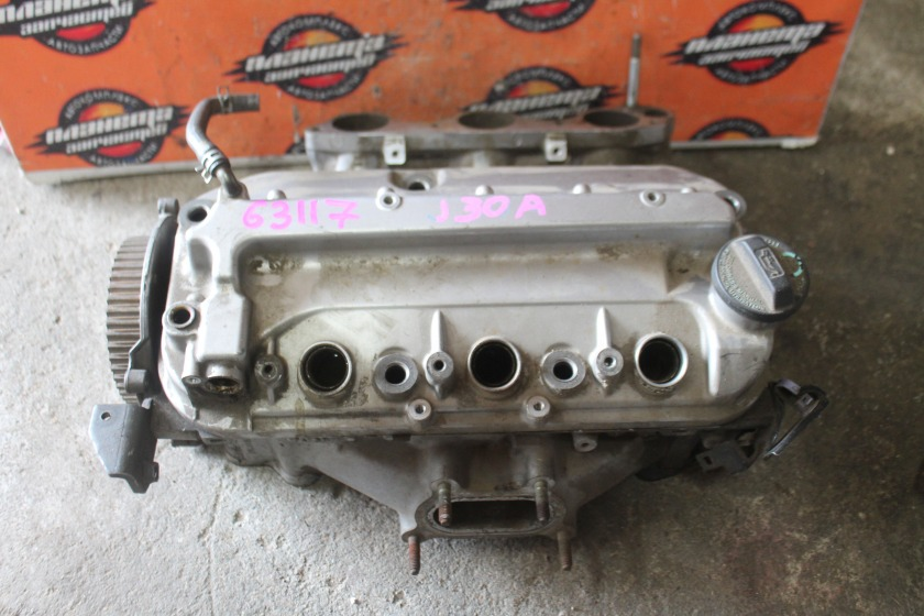 Головка блока цилиндров Honda J30A (б/у)