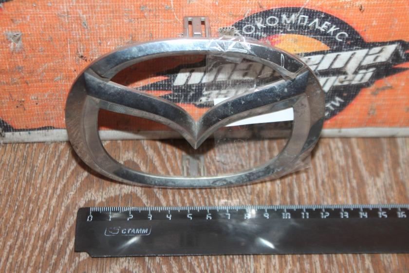 Эмблема Mazda (б/у)