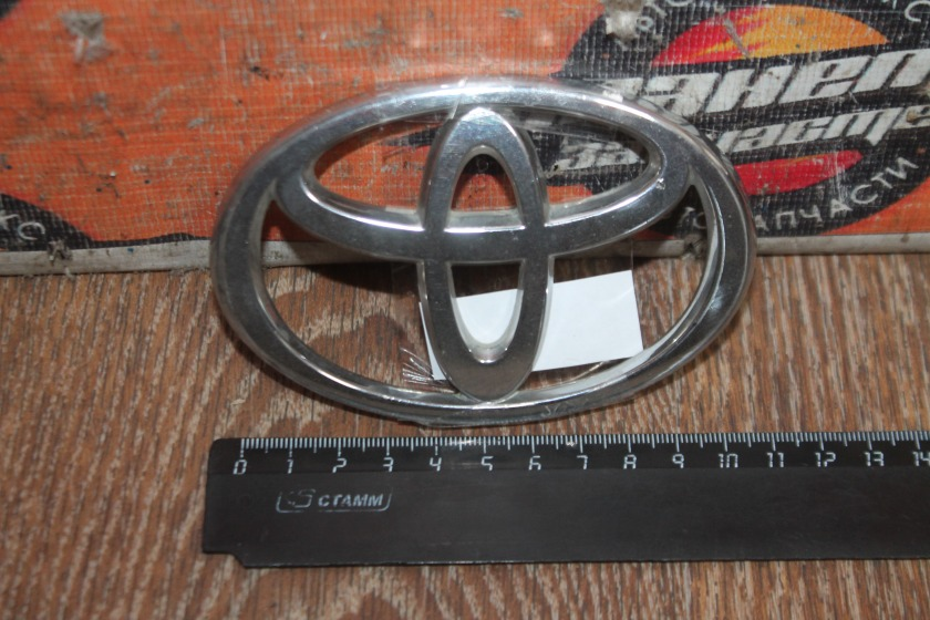 Эмблема Toyota Allion NZT240 (б/у)