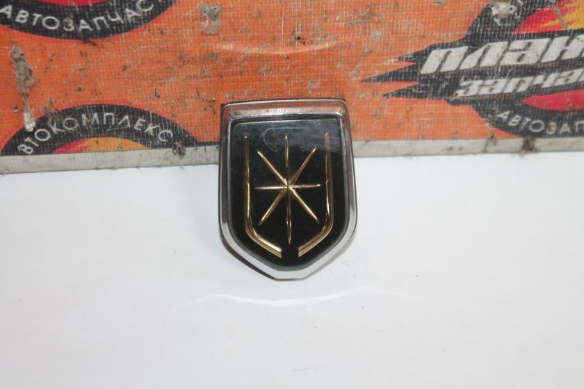 Эмблема Toyota Markii JZX100 передняя (б/у)