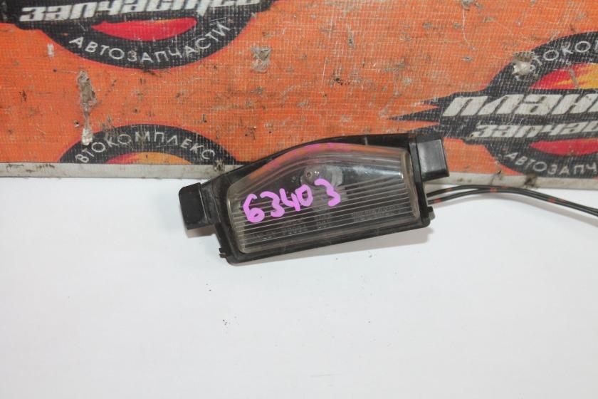 Подсветка номера Mazda Axela BK5P ZY задняя (б/у)