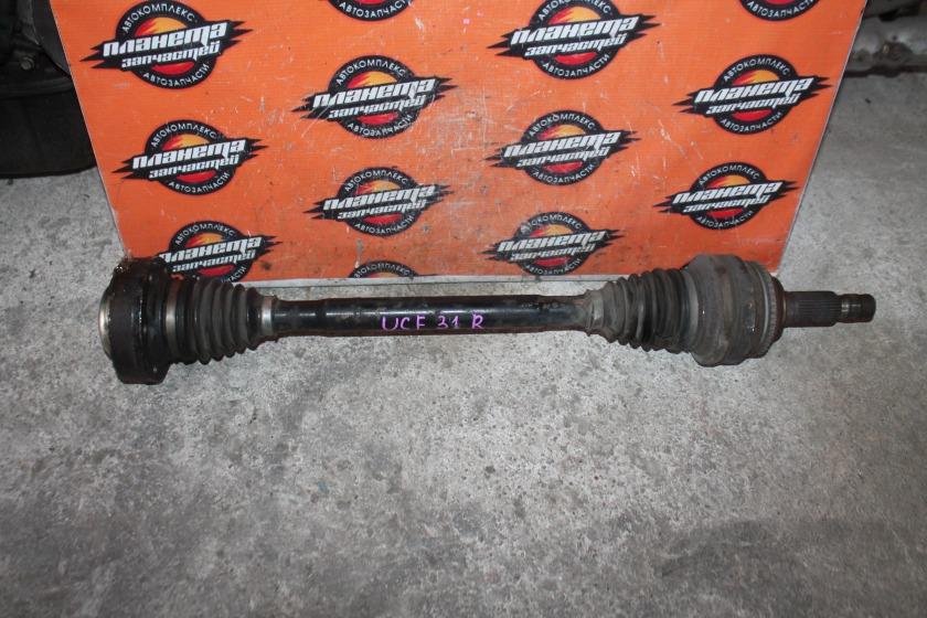 Привод Toyota Celsior UCF31 3UZ задний правый (б/у)