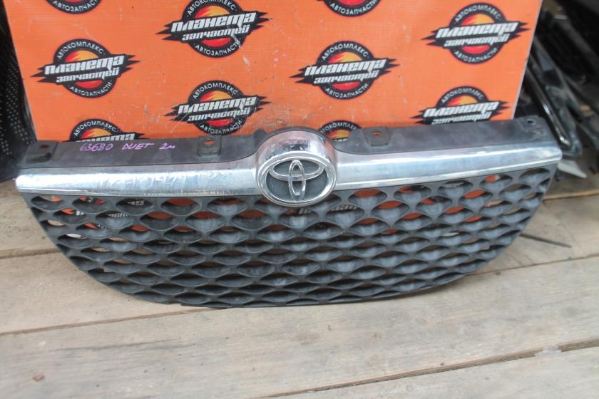 Решетка радиатора Toyota Duet M100A (б/у)