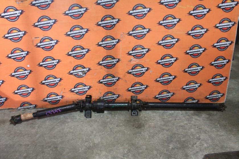 Карданный вал Toyota Probox NCP165 1NZ задний (б/у)