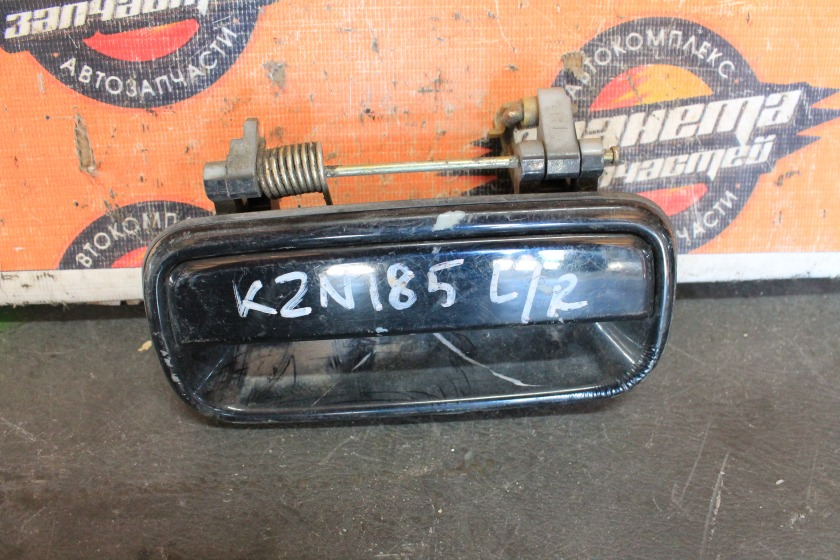 Ручка двери Toyota Hilux Surf KZN185 задняя левая (б/у)
