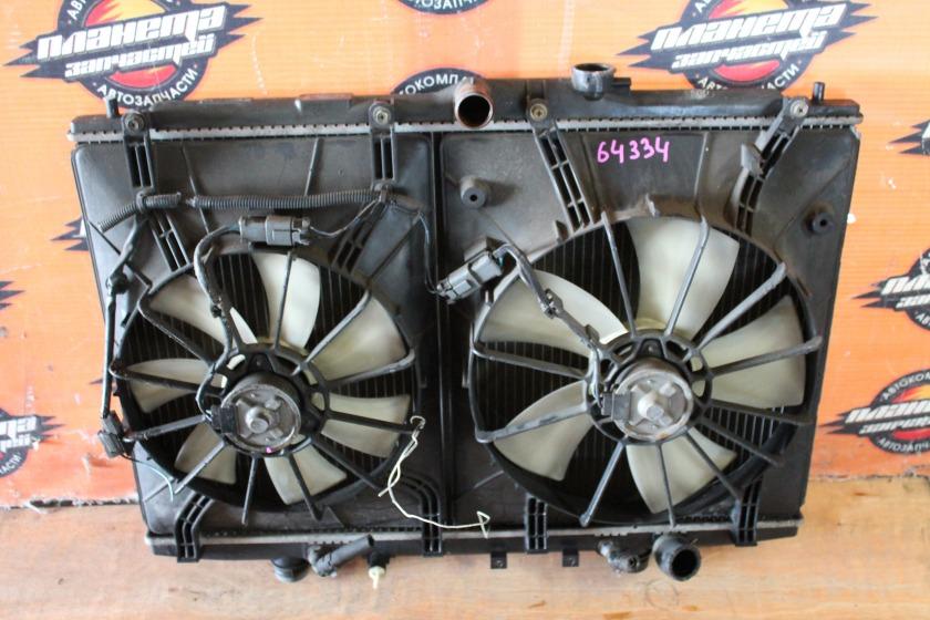 Радиатор основной Honda Odyssey RA6 F23A (б/у)