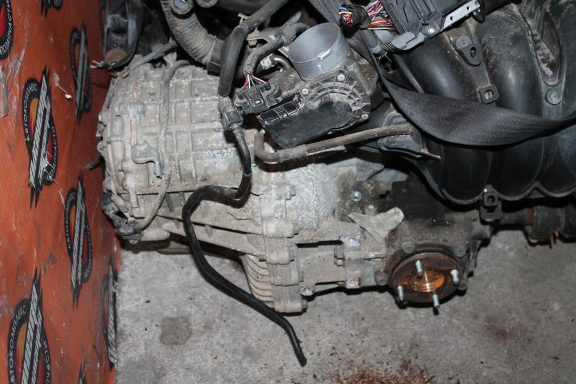 Акпп Toyota Estima ACR55 2AZ (б/у)