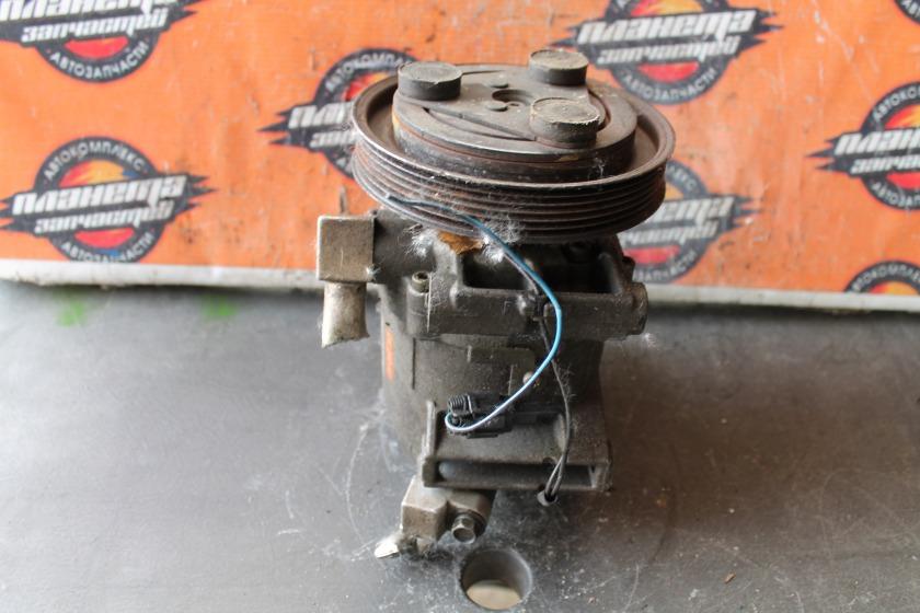 Компрессор кондиционера Nissan Serena C24 SR20 (б/у)