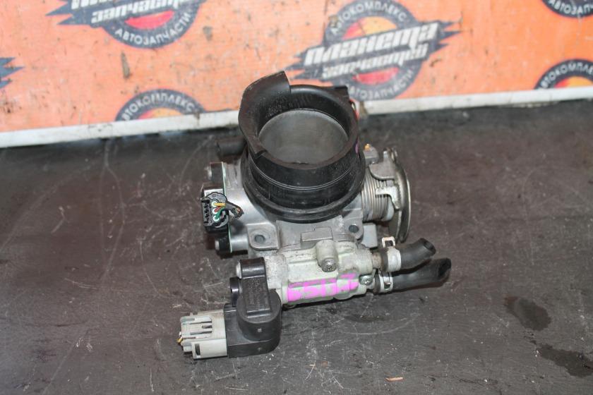 Заслонка дроссельная Honda Airwave GJ2 L15A (б/у)