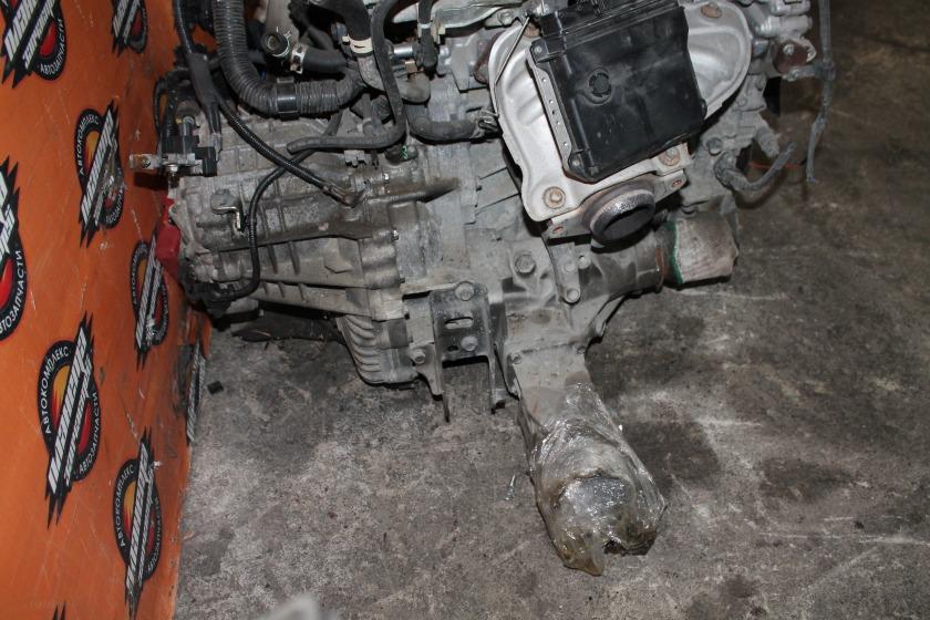 Акпп Toyota Noah ZRR75 3ZR (б/у)
