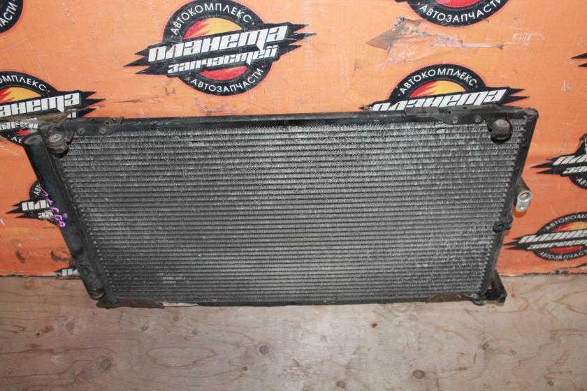 Радиатор кондиционера Toyota Altezza JCE10 2JZ (б/у)